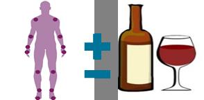 Bild rheumatoide Arthritis und Alkohol
