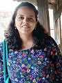Portrait Aparna Mahajan